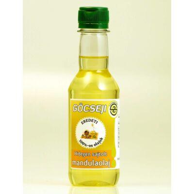 Göcseji mandulaolaj 0,2l