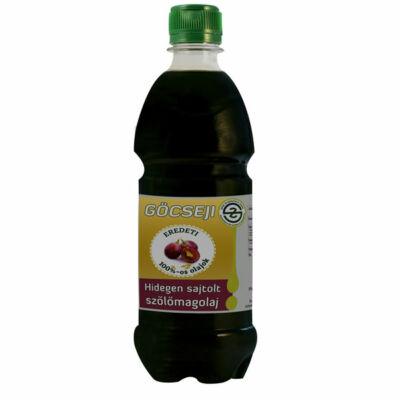 Göcseji szőlőmagolaj 0,5l