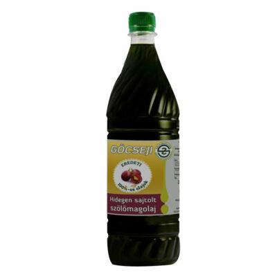 Göcseji szőlőmagolaj 1l