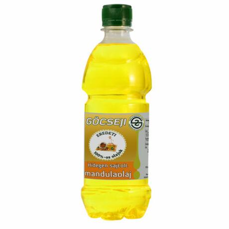 Göcseji mandulaolaj 0,5l
